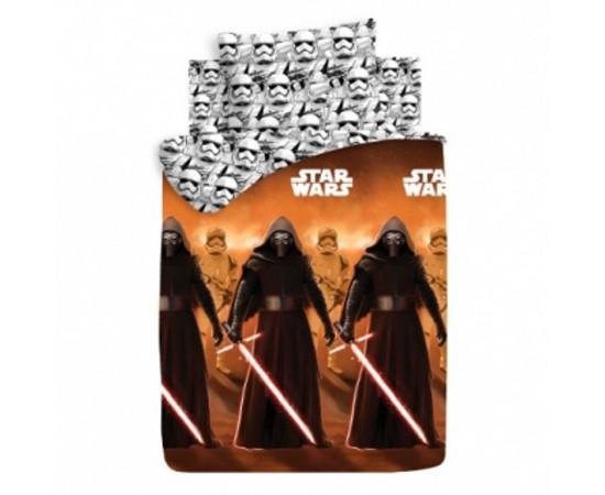 Кайло Рен и Штурмовики Star Wars КПБ 1,5 бязь 325903