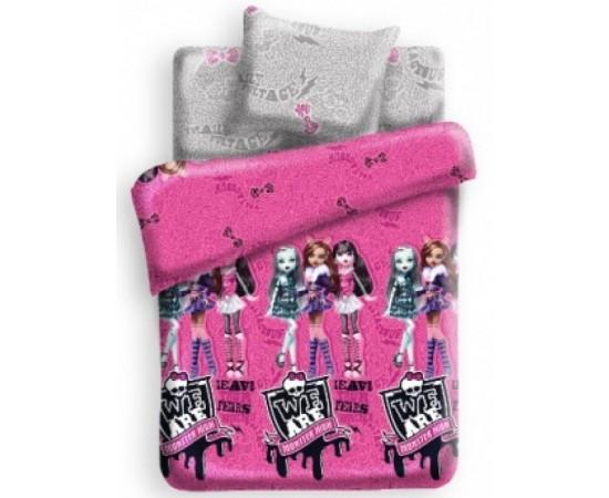 """Куклы """"Monster High"""" КПБ 1,5 бязь 286091"""