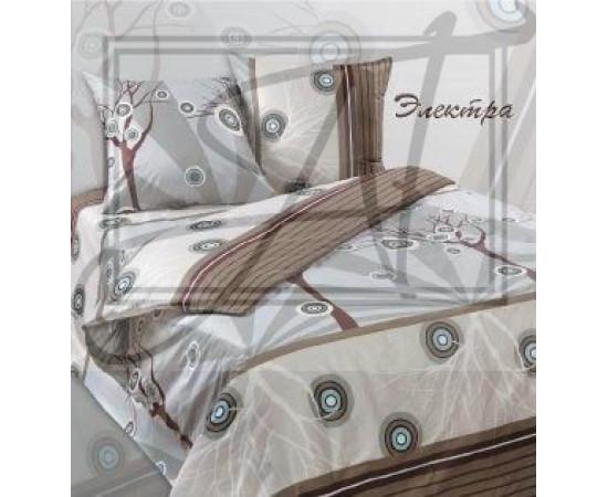Электра КПБ 1.5 сп (5) Экзотика Поплин