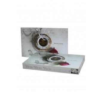 КПБ DO&CO САТИН DELUX 200*220  STYLE серый