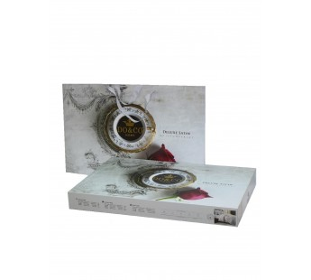 КПБ Сатин DELUX полутороспальный MELISA V34