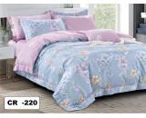 JULY Комплект постельного белья евро сатин люкс Retrouyt