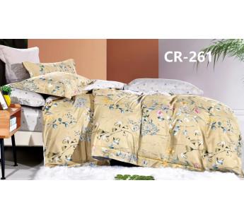 CR7 семейный комплект Сатин Люкс Retrouyt 261