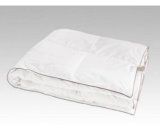 Одеяло пуховое кассетное «Ружичка» 200х220