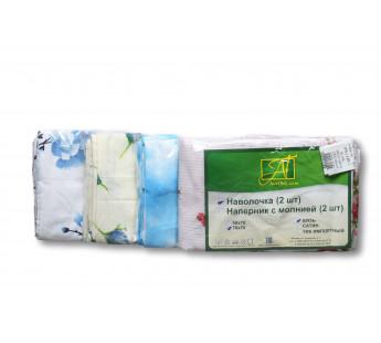 наволочка (10) 40х60 ткань хлопок