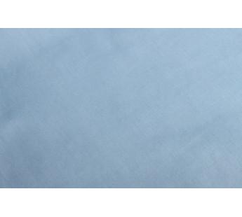"""НС-Б-Голубая наволочка САТИН для подушки Бумеранг """"ДЛЯ БЕРЕМЕННЫХ"""""""
