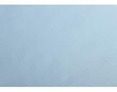"""НБ-U280-Голубая наволочка БЯЗЬ-ПОПЛИН для подушки U280 """"ДЛЯ БЕРЕМЕННЫХ"""""""
