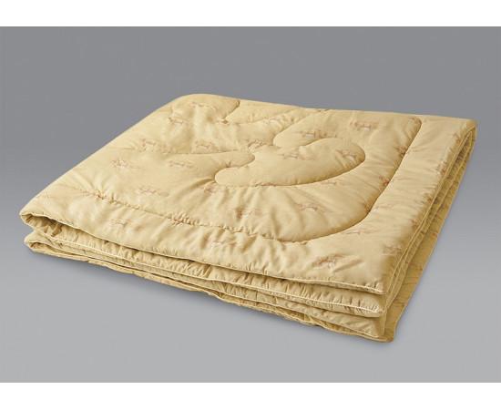 Одеяло из овечьей шерсти облегченное Руно 140х205