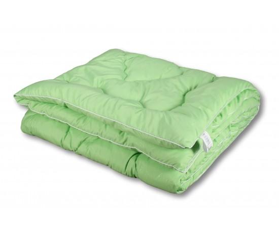 ОМПБ-15 Одеяло Микрофибра-Бамбук 140х205 классическое-всесезонное