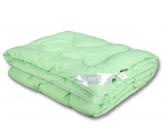 ОСБ-КВ-15 Одеяло с наполнителем бамбуковое волокно  Бамбук 140х205 классическое-всесезонное