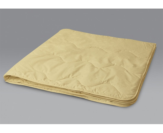Одеяло шерстяное Верблюжья шерсть 140х205