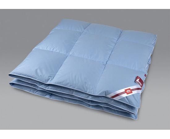 Одеяло пуховое Каригуз теплое 140х205