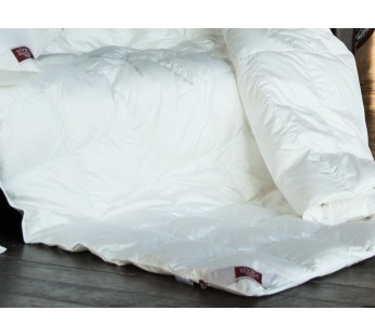 "Одеяло пуховое теплое 150*200 ""LUXE DOWN Grass Австрия"""