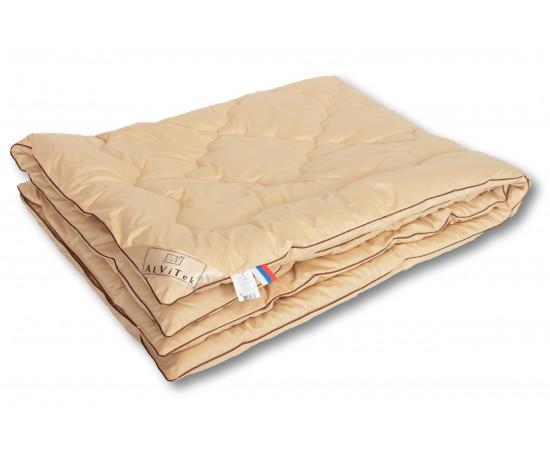 ОВП-15 Одеяло из верблюжьего пуха ГОБИ 140х205 классическое