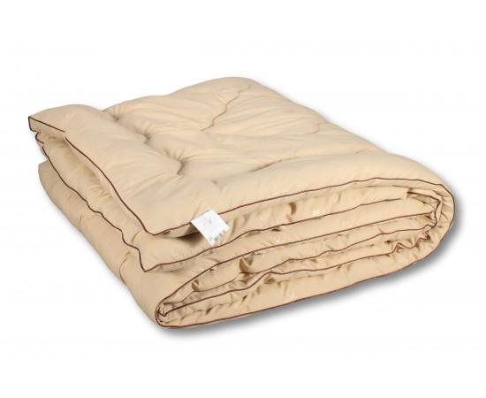 ОМВ-20 Одеяло из верблюжьей шерсти  САХАРА-Эко 172х205 классическое-всесезонное