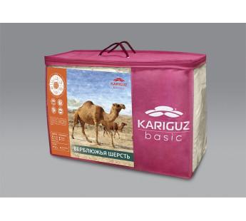 "Одеяло шерстяное ""Верблюжья шерсть"" 172х205"