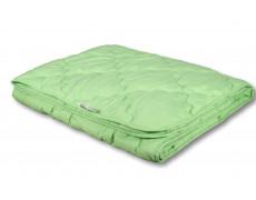 """ОМБ-О-15  Одеяло с наполнителем бамбуковое волокно  """"Микрофибра-Бамбук"""" 140х205 легкое"""