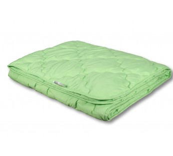 """ОМБ-О-20 Одеяло с наполнителем бамбуковое волокно """"Микрофибра-Бамбук"""" 172х205 легкое"""