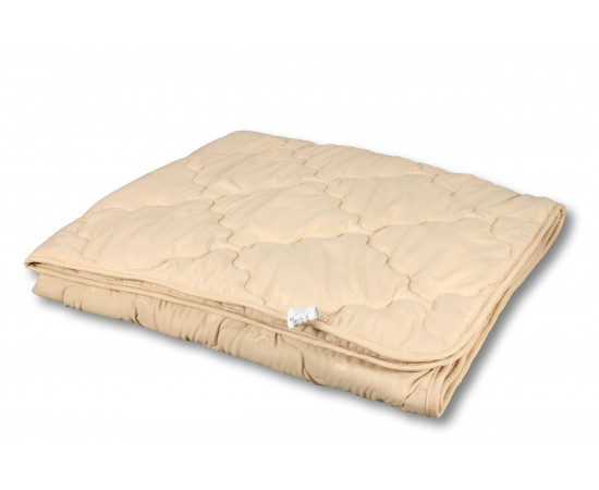 ОМВ-О-15 Одеяло  из верблюжьей шерсти САХАРА-Эко 140х205 легкое