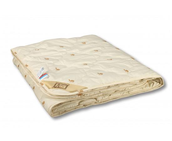 ОВШ-В-15 Одеяло из верблюжьей шерсти САХАРА 140х205 всесезонное