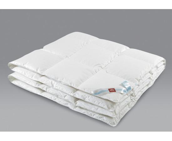 Одеяло пуховое теплое Чистый пух 200х220