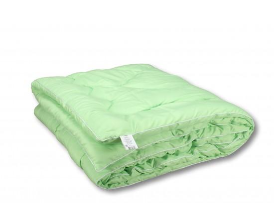 ОМБ-15 Одеяло Одеяло с наполнителем бамбуковое волокно Микрофибра-Бамбук 140х205 классическое-всесезонное