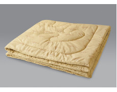 "Одеяло из овечьей шерсти теплое ""Руно"" 140х205"