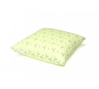 Подушка бамбук классика цветная Хлопок 50x50