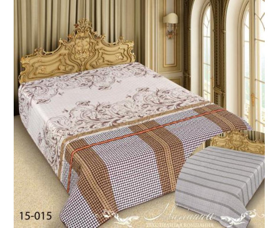 15-015 150х220 Barokko Покрывало ультрастеп Марианна