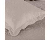 Жустина (беж) Покрывало хлопковое 230х250(выставочный образец)