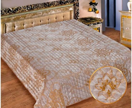 210-1 230х250 Жаккард Атлас искусственный Покрывало I.M.A Марианна