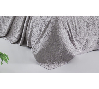 Простынь махровая Турция ESRA 200x220 см v11