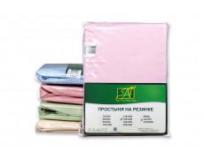 ПР-СО-280-РОЗ Розовая Простынь ткань Сатин однотонный 220х280