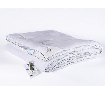 """Одеяло с наполнителем бамбуковое волокно стеганое """"Мята Антистресс"""" 200х220 Natures (Натурес)"""