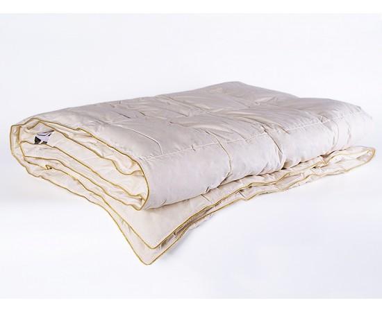 Одеяло кассетное пуховое Медовый поцелуй 172х205