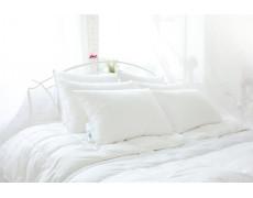 """Одеяло кассетное пуховое """"Серебряная мечта"""" 155х215 Natures (Натурес)"""