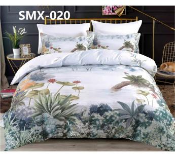 SMX-20 Сатин премиум семейный Retrouyt