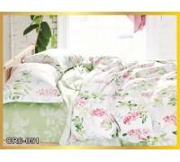CR6-051  Комплект постельного белья евро сатин люкс Retrouyt