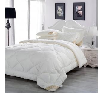 Одеяло с наполнителем бамбуковое волокно Бамбук Люкс  195х215