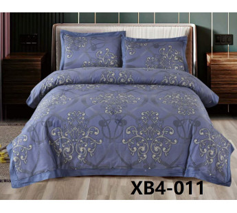INNA-11 Комплект  семейный с двумя одеялами Retrouyt