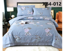 xb6-12 Комплект постельного белья евро с ОДЕЯЛОМ