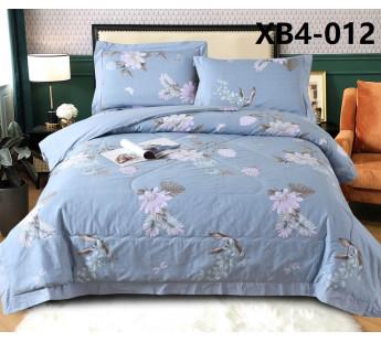 XB7-12 Комплект  семейный с двумя одеялами Retrouyt