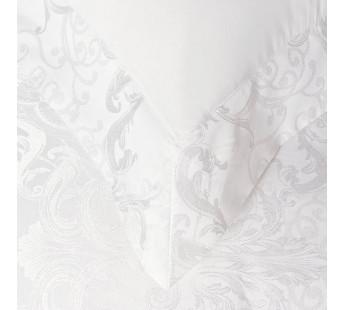 Постельный комплект Сатин Жаккард Евро LUXETEX V5