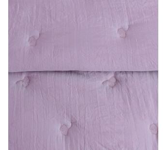 YASMIN(лило) Покрывало-одеяло жатка хлопковое 230х250