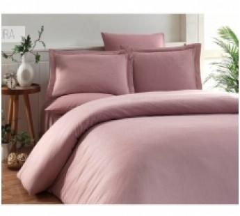Комплект постельного белья из бамбука евро XAMISS-3  Турция